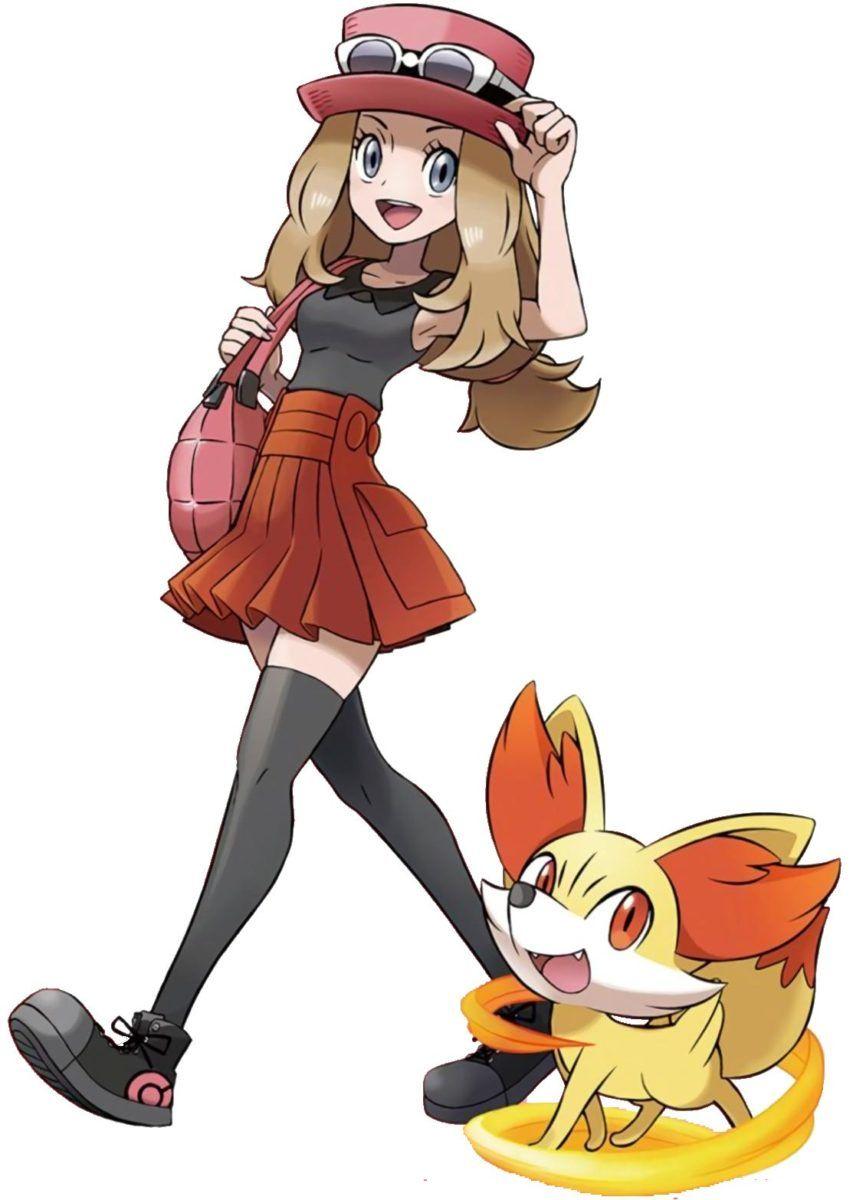 Pin on Pokemon Serena