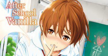 After School Vanilla Cover Crop