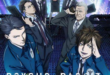 Psycho Pass 3 Cyberpunk And Anime