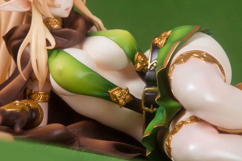 Original Figure White Elf Illustrated By Yapo 0004
