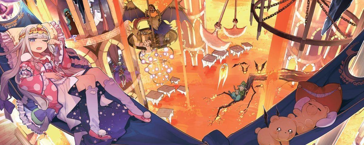 Maou-jou de Oyasumi revela los primeros detalles de adaptación al anime