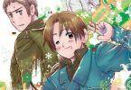 Hetalia Manga Cover 1