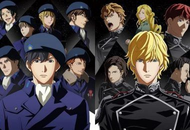 Legend Of The Galactic Heroes Die Neue These 2