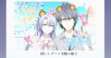 Rikei Ga Koi Ni Ochita No De Shoumei Shitemita Episode 5 Ayame Shinya Date Slide