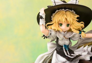 Win This Amazing Figure Of Marisa Kirisame From Touhou Project 8