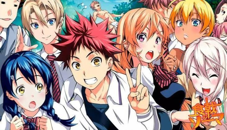 La quinta temporada de Shokugeki no Soma revela a los intérpretes de las canciones