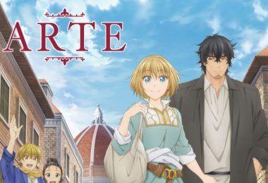 Arte Anime Banner