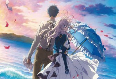 Violet Evergarden The Movie Banner