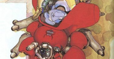 Ghost In The Shell Bilingual Manga Cover 2