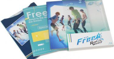 Free! Movie 3 Road To The World Yume Blu Ray 0004