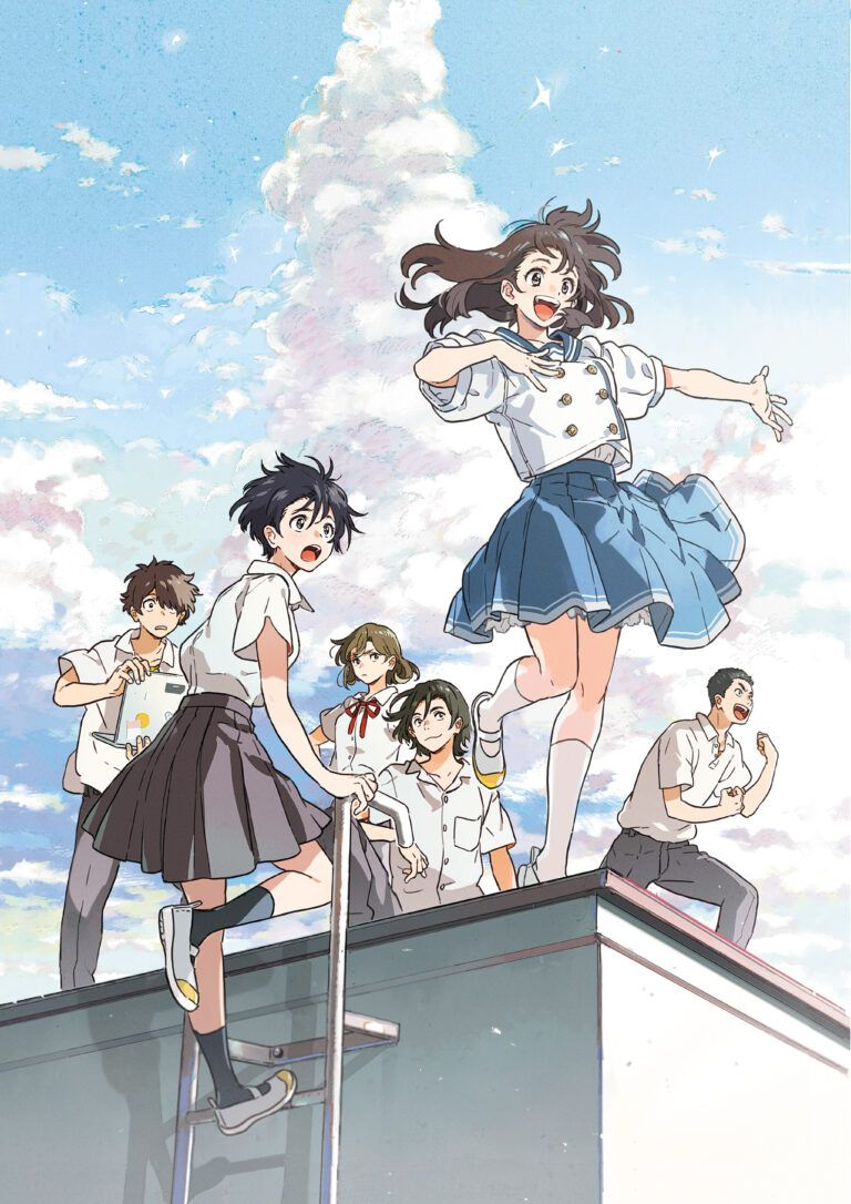 Funimation and J.C. Staff Team Up for New Anime Movie – J-List Blog