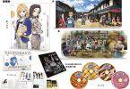 SHIROBAKO Movie Deluxe Edition Blu Ray 0002