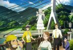 Anohana The Flower We Saw That Day 10th Anniversay Visual Key