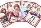 Megu Live Idol Card Battle Game! 0001